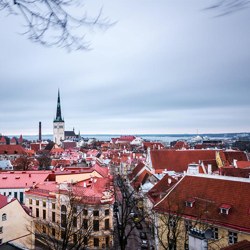 Tallinn Stadtbild