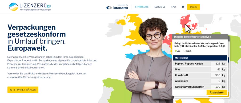Startseite Lizenzero EU