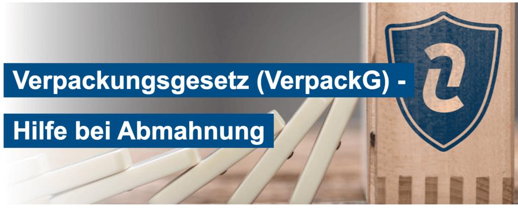 Handlerbund Abmahnung VerpackG